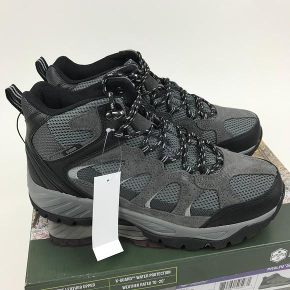 5c5043df5f1c NEW Men s KHOMBU Tyler Hiking Boots